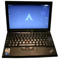 ThinkPad X201 mit Arch Linux